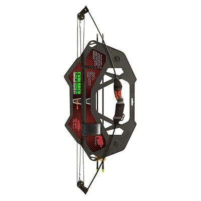 PSE ARCHERY EXPLORER YOUTH COMPOUND BOW Starter Set - Youth Kids Bow and Arrow