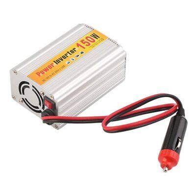150w Power Inverter (150W Car Auto Inverter Power Supply Adapter 12V DC to 240V AC Laptop Computer AR)