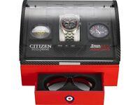 Limited Edition Red Arrows Navihawk Citizen Watch No 75 of 1000 Worldwide.