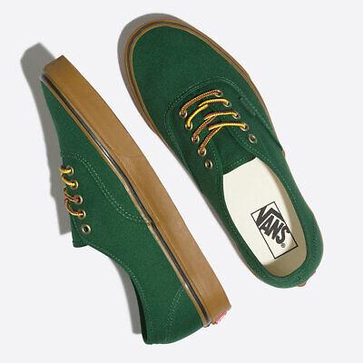 Vans Authentic Gumsole Eden/Boot Lace Men's Classic Skate Shoes Size 9