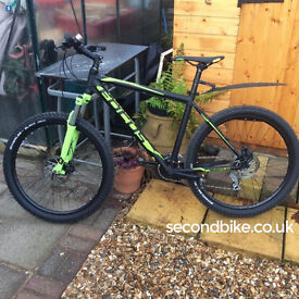Focus moutainbike MTB great condition - Cheap bicycle Secondbike uk