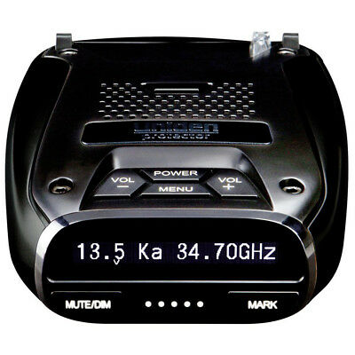 Uniden DFR7 Super Long Range Radar / Laser Detector with GPS