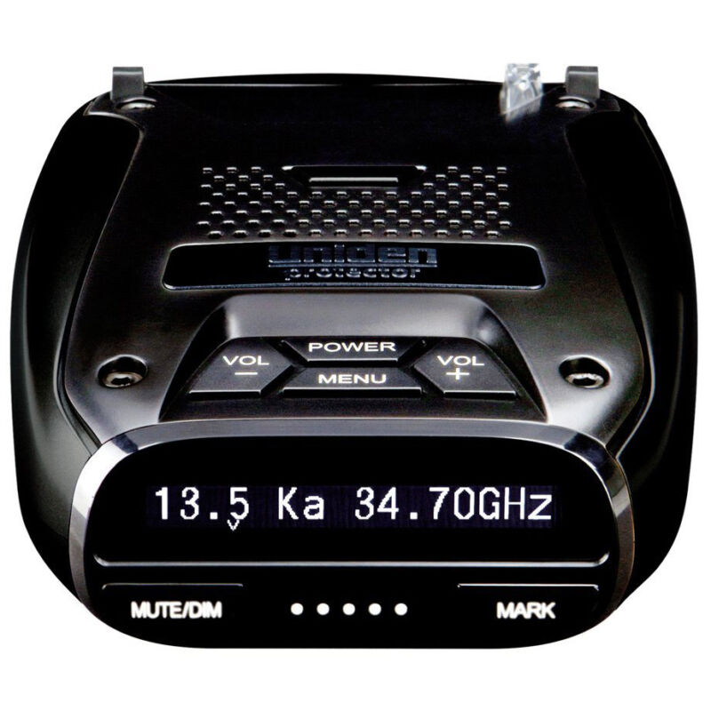Uniden DFR7 Super Long Range Radar/Laser Detector with GPS