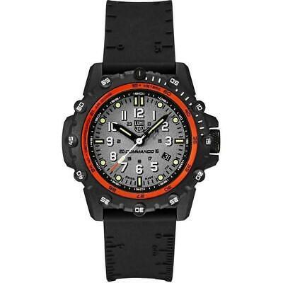 Luminox Men's Commando Frogman 46mm Gray Dial Rubber Watch XS.3301