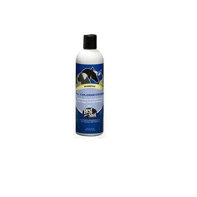 BEST SHOT M.E.D. Chlorhexidine Shampoo for Dogs 12 oz