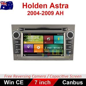 7 Inch Car DVD GPS Car Radio Navigation For Holden Astra 2004-2009 AH