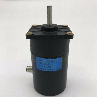Sm52 Pm52 Heidelberg Printing Machine Motor G2.186.5141 12v Offset Spare Parts