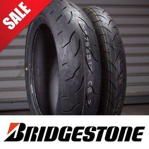 █ WOW - $50 REBATE █ Bridgestone BT-016 PRO Motorcycle Tires
