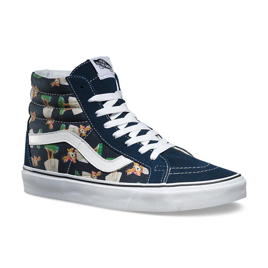 Vans DIGI HULA Sk8-Hi Reissue Mens Shoes (NEW) All Sizes ALOHA Hawaii a32e17d2c