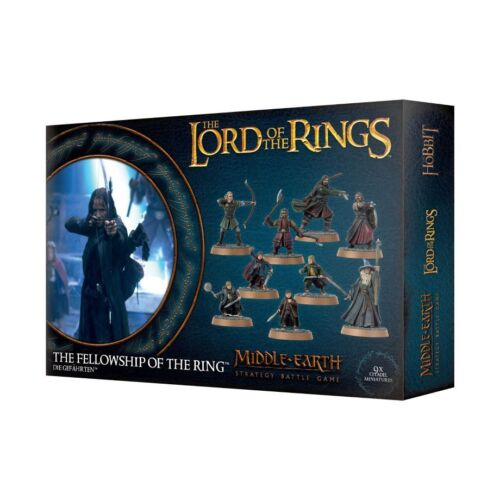 Fellowship of the Ring The Hobbit Lord of the Rings Games Workshop