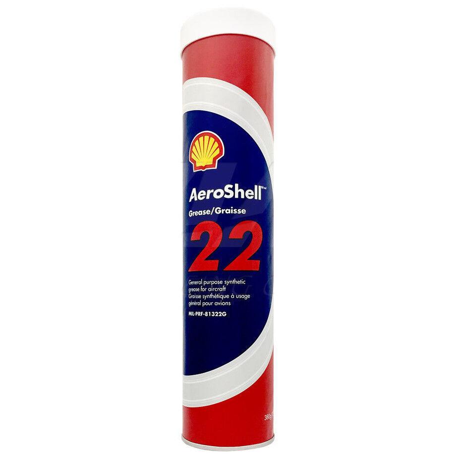 AeroShell 22 Synthetic Grease, 13.4 oz Tube - New Stock