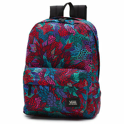 New Vans Saulo Ibarra Backpack Book Travel Gym Bag