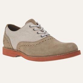 NEW Timberland Earthkeepers™ Stormbuck Lite Brogue Shoes, UK Size 9, (EU 43.5)