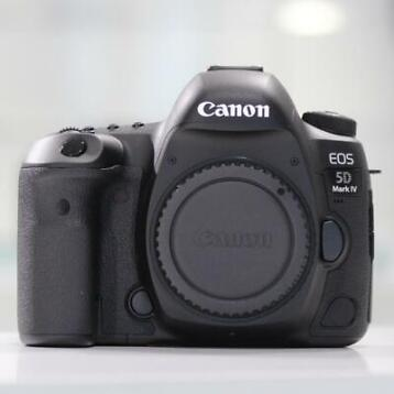 Canon EOS 5D Mark IV --OUTLET-- 0 Clicks