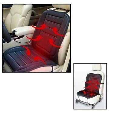 Motor Heated Massage Mat - New 8 Motor Massage Heating Cushion Back Seat Pad Mat Seat Massager W/ U8