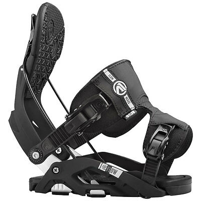 Flow Nexus Fusion Black 2017 Snowboard Bindings XL