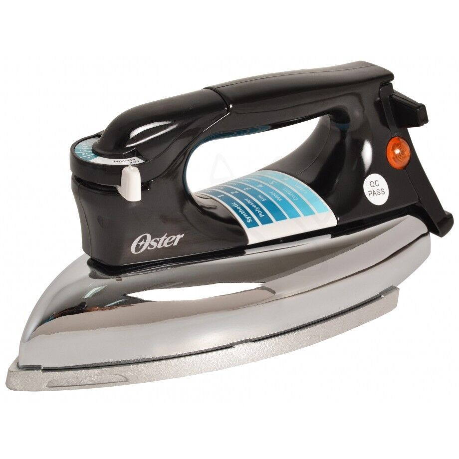 New! Oster Heavyweight Classic Dry Iron GCSTBV4119 Osterizer