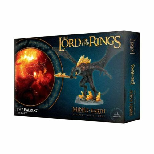 The Balrog The Hobbit Lord of the Rings Games Workshop