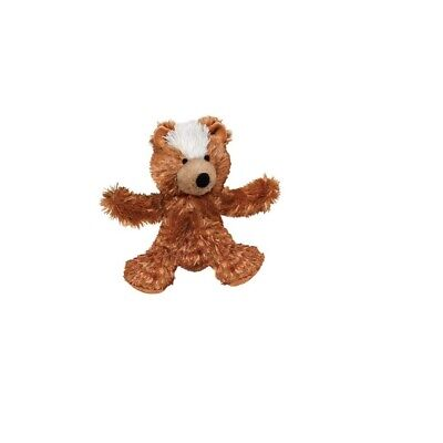 DR NOYS Teddy Bear for Dog Toy Replaceable squeaker 3