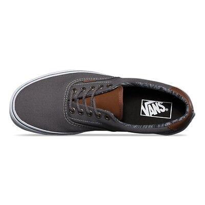 Vans ERA 59 (C&L) PEWTER / ITALIAN WEAVE Men SIZES 9 -13 Casual Skate Shoes