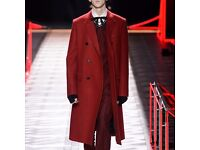 Dior Homme Coat Limited Edition Model 2016-17 Autumn/Winter
