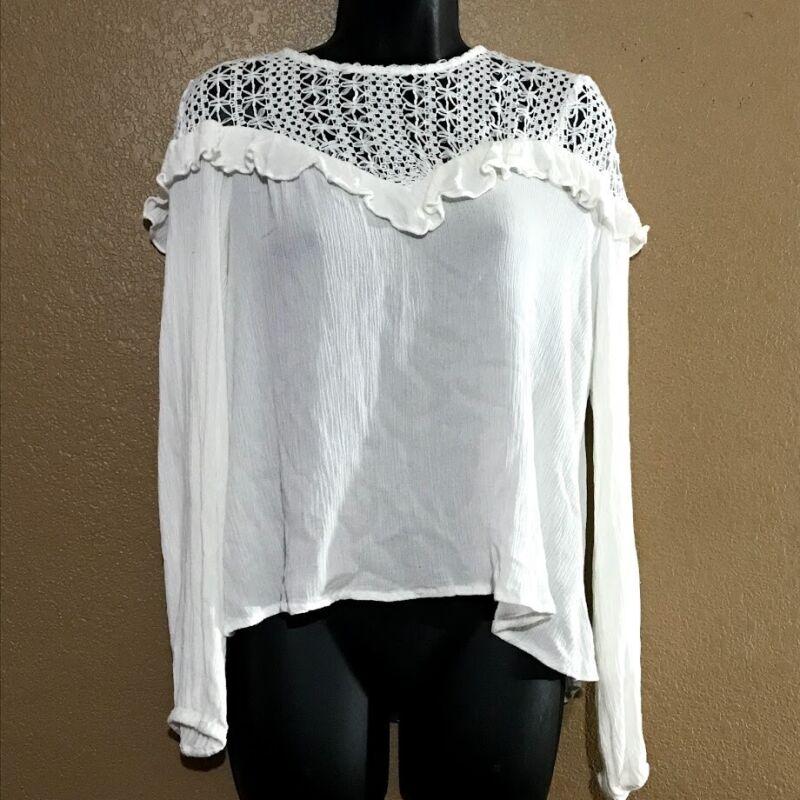 RETAIL $39 Style/&Co Deep Black Knit Open Front Bolero Size PM