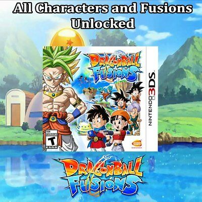 Unlocked Dragon Ball Fusions | All Characters, Fusions, Costumes! | Max Energies - Nintendo Characters Costumes