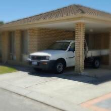 $30/ hr,hire 2 man with a ute for pickup & delivery,house removal Cannington Canning Area Preview