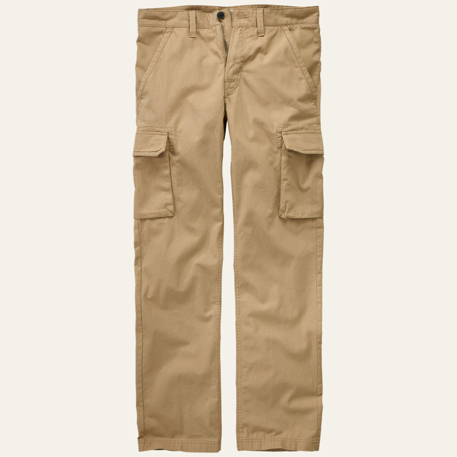 Timberland Men/'s Webster Lake Ripstop Forest Khaki Cargo Pants A15PV