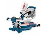 Bosch Mitre Saw 240v Brand New