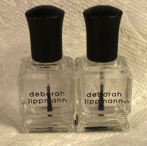 DEBORAH LIPPMANN GEL LAB Top Coat Nail Polish Treatment TOP