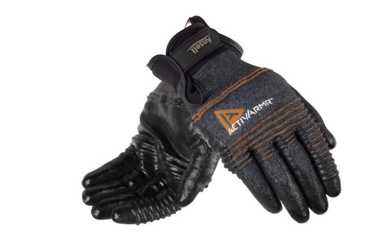 Ansell ActivArmr 97-008 Multipurpose Medium Duty Gloves, Large