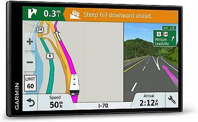"Garmin RV 770LMT-S Recreational Vehicle 7"" GPS with Lifetime Maps 010-01768-00"