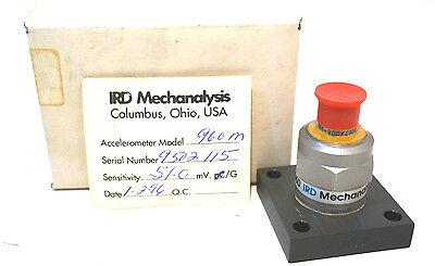 New Ird Mechanalysis 960m Accelerometer