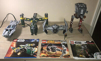 lego star wars lot sets (Read Description)