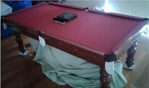 7.4 x 3.8 Astra billiard table Tarneit Wyndham Area Preview