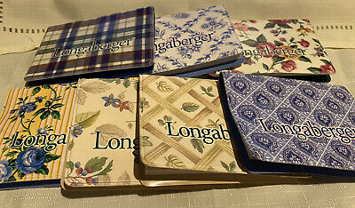 1 Longaberger Post It Note Holder Post It Note Pad Pen You Choose Style