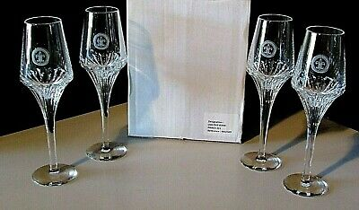 x4 NEW Remy Martin Louis XIII 2cl Crystal Glass Cristophe Pillet Cognac Prince (Prince Glasses)