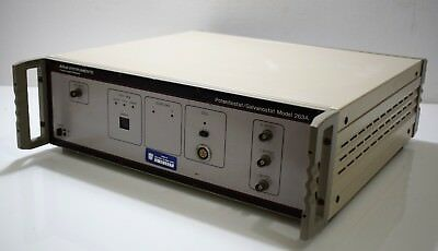 Egg Princeton Applied Research Potentiostat Galvanostat Model 263aship World