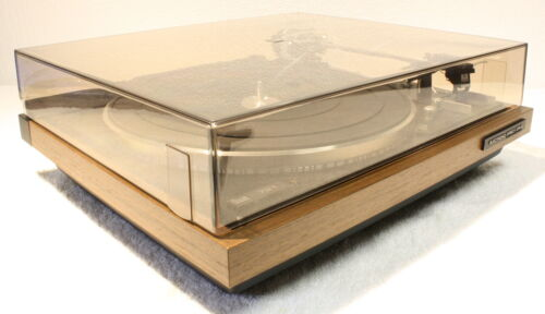DUAL CS-721 Direct Drive, Full Auto Turntable-Serviced, Recapped, & Working Well