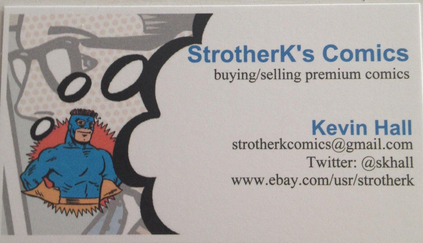 StrotherK s Comics