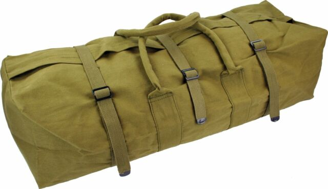 """NEW Large 30"""" Heavy Duty Canvas Tool Bag, Holdall rope handle"""