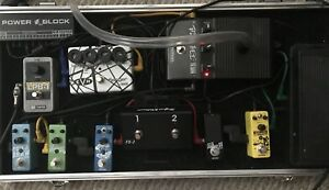 Trade: Pedals for multi effects unit