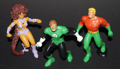Superhelden-DC / Comics Spain / Aquaman, Stafire & Green Lantern