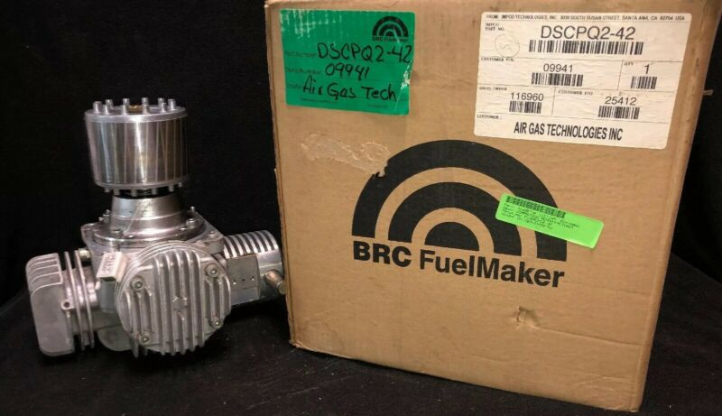BRC FuelMaker Compressed Natural Gas CNG Filling Station Compressor DSCPQ2-42 #4