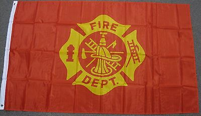 Wholesale Lot 20 3x5 Fire Fighter Department Flag 3'x5' Banner