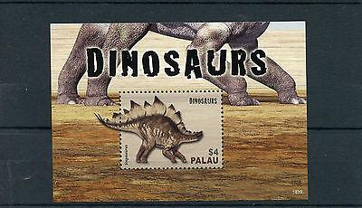 Palau 2014 MNH Dinosaurs II 1v S/S Stegosaurus
