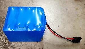 Deep cycle lithium battery for caravan, off grid