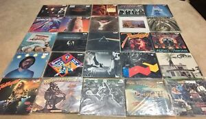 LP VINYL RECORDS 25 lot - Pickering