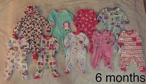 6 to 9 month baby girl lot